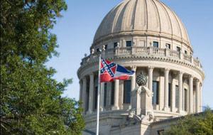Confederate Flag Sondaggio