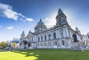 Irlanda del Nord per la condivisione dell'alimentazione sondaggio