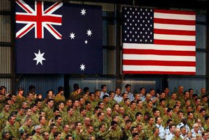 Bazy US Military Sonda