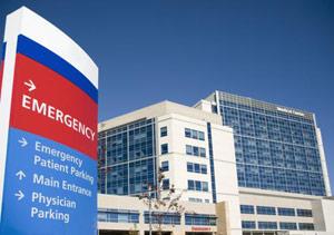 अस्पतालों पोल