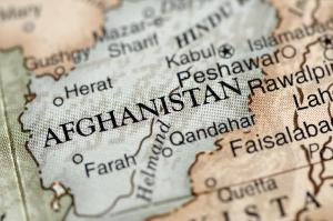 阿富汗民意调查