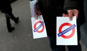 Polling Bawah Tanah London