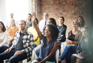 Sondaggio di formazione sulla sensibilità razziale