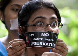 Caste Based Reservation Poll